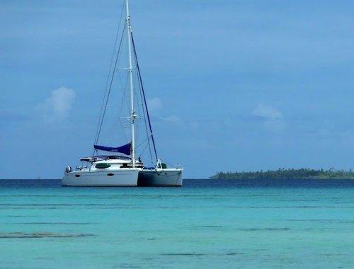 photo Catamaran de 5 cabines doubles dont 1 cabine pour l'équipage, ...