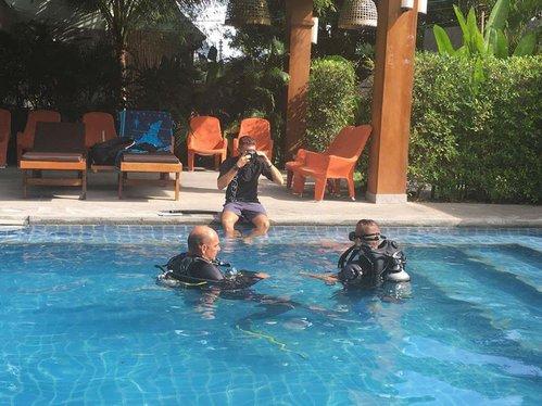 photo Imaginez-vous plonger dans une eau à 29°, où vous pourrez ...